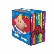 "Little Lunar Library (""Lunar Jim"") [Board book]"