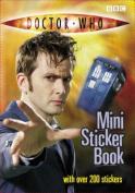 """""""Doctor Who"""" Mini Sticker Book"""