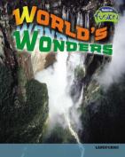 Fusion: World's Wonders HB (Raintree Fusion