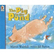 Pig In The Pond With Cd