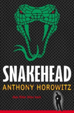 Alex Rider Bk 7: Snakehead (Old Edition)