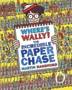 Where's Wally? The Incredible Paper Chas