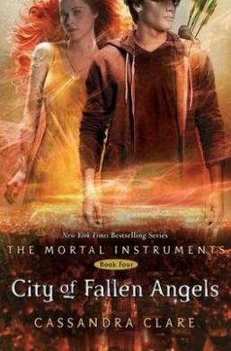City of Fallen Angels (Mortal Instruments #4) [Paperback]