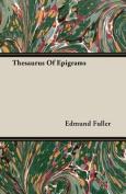 Thesaurus Of Epigrams