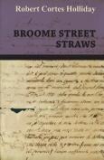 Broome Street Straws