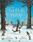 Stick Man [Board book]