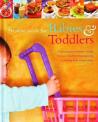 Healthy Meals for Babies and Toddlers