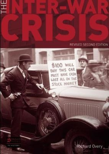 The-Inter-War-Crisis-Revised-2nd-Edition-Seminar-Studies-In-History