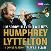 I'm Sorry I Haven't A Clue's Humphrey Lyttelton In Conversation [Audio]