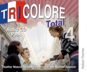 Tricolore Total 4 Audio CD Pack  [Audio]