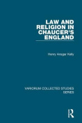 Law and Religion in Chaucer's England