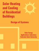 Solar Heating and Cooling of Residential Buildings