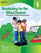 Vocabulary for the Gifted Student, Grade 1