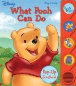 What Pooh Can Do Popup Sound Book