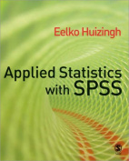 Applied Statistics with SPSS