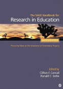 The Sage Handbook for Research in Education
