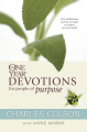 The One Year Devotions for People of Purpose