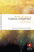 New Believer's New Testament-Ntv [Spanish]