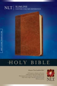 Slimline Center Column Reference Bible-NLT (Slimline Reference