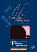 Life Application Study Bible-KJV-Personal Size (Life Application Study Bible