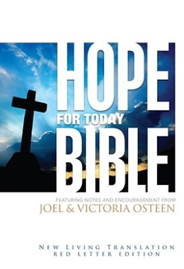 Hope for Today Bible-NLT