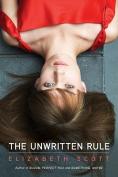 The Unwritten Rule