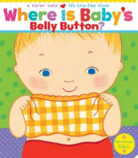 Where Is Baby's Belly Button? [Board Book]