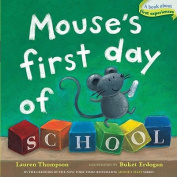 Mouse's First Day of School (Classic Board Books) [Board book]