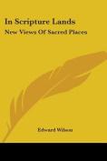 In Scripture Lands