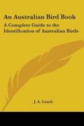 An Australian Bird Book