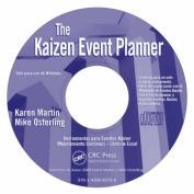 Kaizen Event Planner - Spanish CD ROM