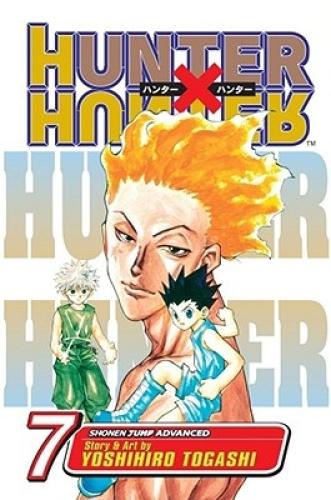 Hunter X Hunter 7 by Yoshihiro Togashi.