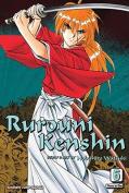 Rurouni Kenshin, Volume 6 (Rurouni Kenshin Vizbig Edition