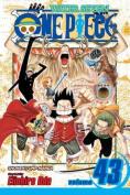 One Piece: v. 43