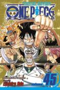 One Piece: v. 45