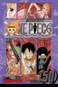One Piece, Volume 50 [With Sticker(s)]