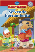 Se Vende Herramienta [With Punch-Out Flashcards] [Spanish]