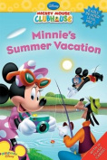 Minnie's Summer Vacation [With Flash Cards]