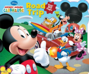 Road Trip (Disney Mickey Mouse Clubhouse) [Board book]