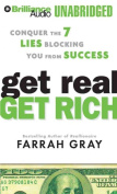 American Book 359686 Get Real Get Rich [Audio]