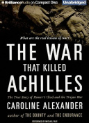The War That Killed Achilles [Audio]