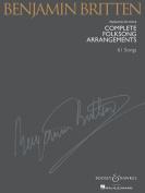 Benjamin Britten Complete Folksong Arrangements