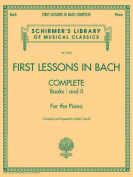 First Lessons in Bach Complete