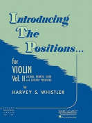 Introducing the Positions... for Violin, Vol. II