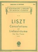 Franz Liszt: Consolations, Nos. 1-6