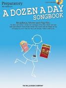 A Dozen a Day Songbook - Preparatory Book
