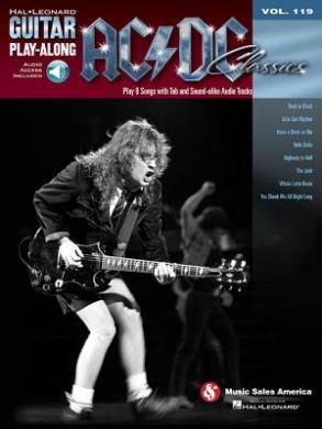 Guitar Play-Along: AC/DC Classics: Volume 119