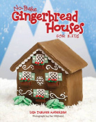 No Bake Gingerbread House for Kids