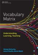 Vocabulary Matrix