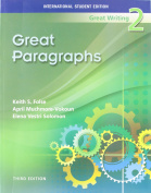 International Student Edition, Great Writing 2, 3e